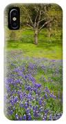 Lupine Oak IPhone Case