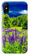 Lupines Light IPhone Case