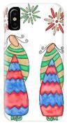 Lupita Fireworks IPhone Case