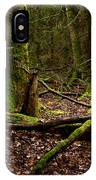 Lush Green Forest IPhone Case