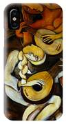 Lute Players IPhone Case
