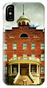 Lutheran Theological Seminary At Gettysburg IPhone Case