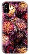 Lychee Fruit - Mercade Municipal IPhone Case