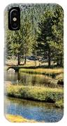 Lyell Canyon IPhone Case