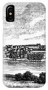 Lynchburg, Virginia, 1856 IPhone Case