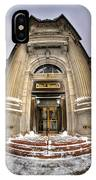 M And T Bank Downtown Buffalo Ny 2014 V2 IPhone Case