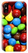 M - M - M - M - M IPhone Case