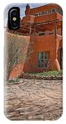 Mabel Dodge Luhan House  IPhone Case