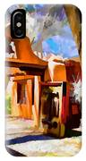 Mabel's Gate As Oil Painting IPhone Case