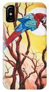 Macaw IPhone X Case