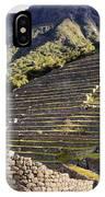 Macchu Picchu - Peru   IPhone Case