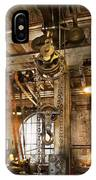 Machinist - In The Age Of Industry IPhone Case