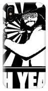 Macho Man Randy Savage IPhone Case