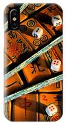 Mad For Mahjong IPhone Case