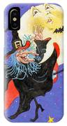 Mad Millie Moon Dance IPhone Case