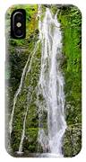 Madison Creek Falls IPhone Case
