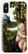 Madonna And Child IPhone Case