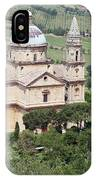 Madonna Di San Biagio IPhone Case