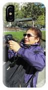 Madrid Betty IPhone Case