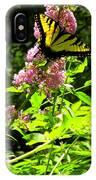 Magenta Perch IPhone Case