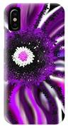 Magic Flower IPhone Case