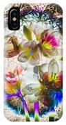 Magic Flowering IPhone Case