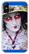Magic Lady Goddess IPhone Case
