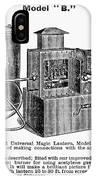 Magic Lantern, 1900 IPhone Case