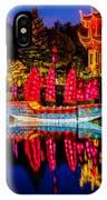 Magic Of The Lanterns IPhone Case