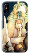 Magic Vegas Sphinx - Fantasy Art IPhone Case