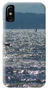 Magical Day On Jetty Island II IPhone Case