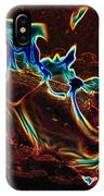 Magical Fire IPhone Case