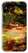 Magical Forest - Myth - Fantasy IPhone Case