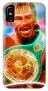 Magical Manny Pacquiao IPhone Case