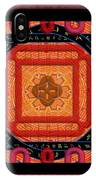 Magical Rune Mandala IPhone Case