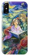 Magical Storybook IPhone Case
