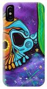 Magician De Los Muertos IPhone Case