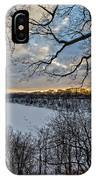 Magnetic Sunset IPhone Case