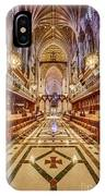 Magnificent Cathedral Iv IPhone Case