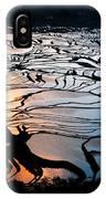 Magnificent Rice Terrace IPhone Case
