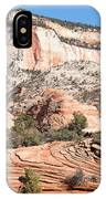 Magnificent Zion IPhone Case