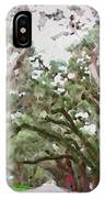 Magnolia Avenue IPhone Case