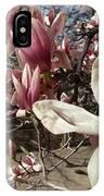 Magnolia Branches IPhone Case