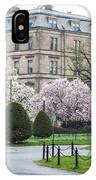Magnolia Mansion IPhone Case