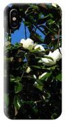 Magnolia Setting IPhone Case