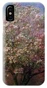 Magnolia Tree In Bloom IPhone Case