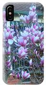 Magnolias At Home IPhone Case