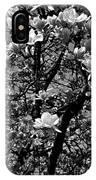 Magnolias In White IPhone Case