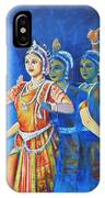 Mahishaasura Mardini IPhone Case