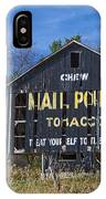 Mail Pouch Barn IPhone Case